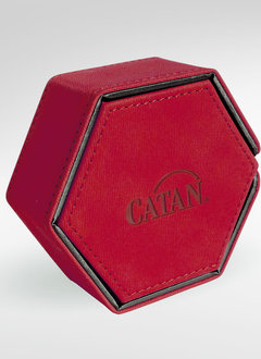 Catan Hexatower Red