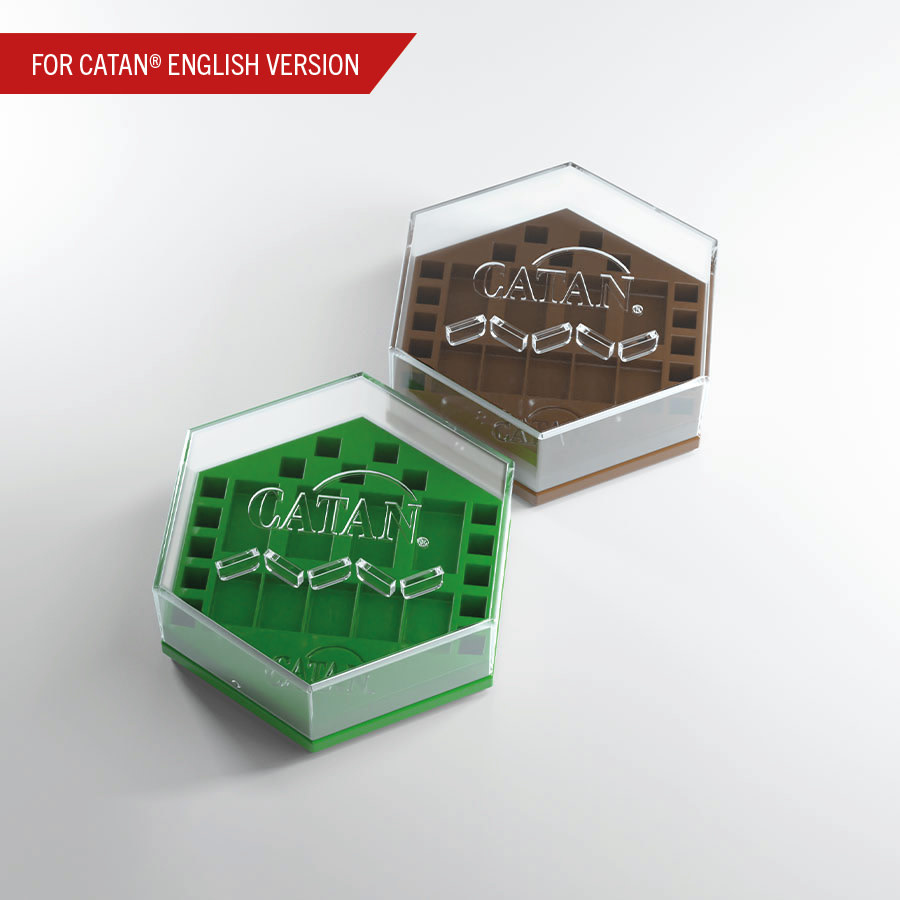 Catan Hexadock Expansion Set