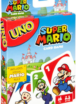 UNO Super Mario (ML)