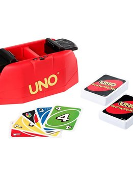 UNO Showdown (ML)