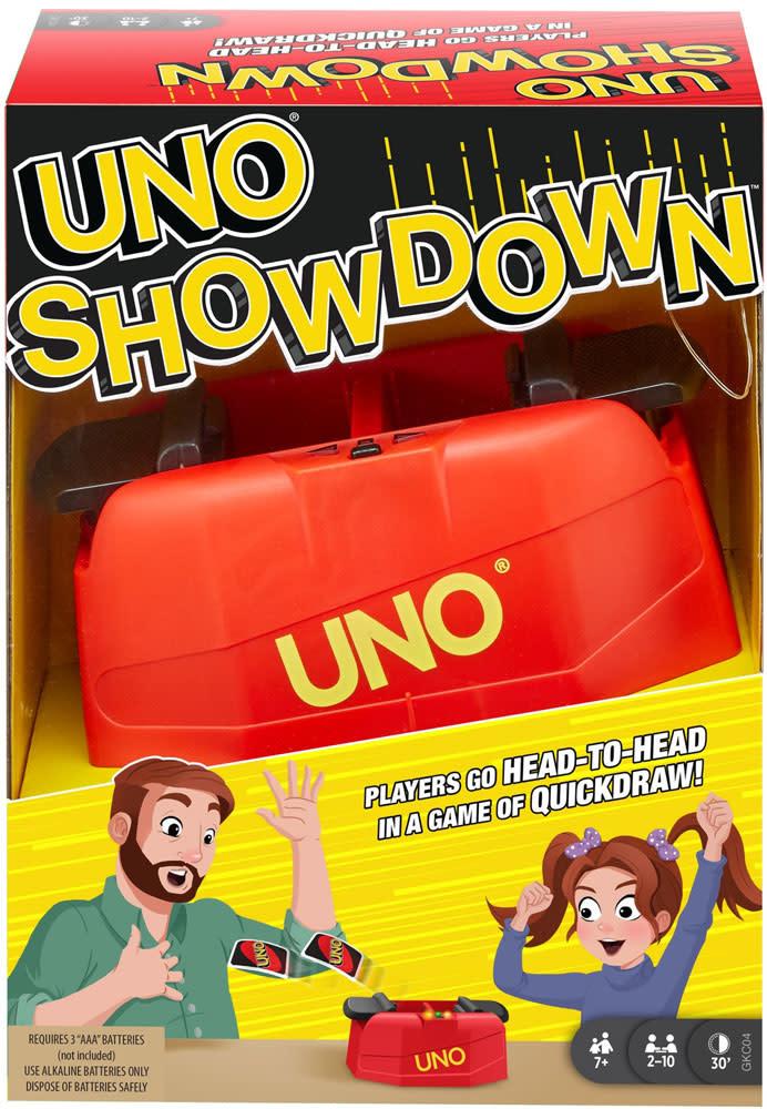 UNO Showdown (ML)