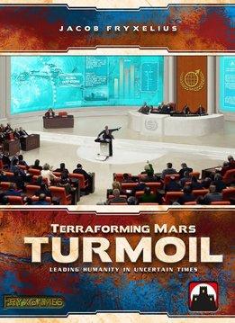 Terraforming Mars Turmoil - KS Edition (EN)