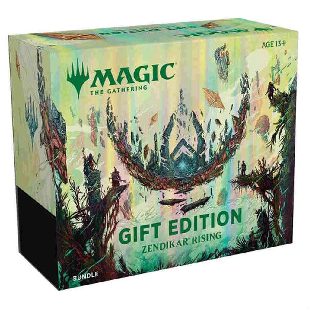 Zendikar Rising - Gift Edition Bundle