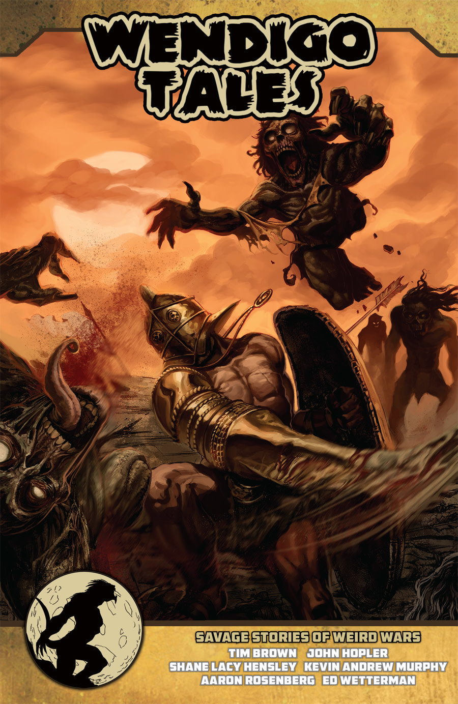 Wendigo Tales Vol. 0: Weird Wars (HC)