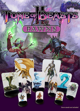 Tome of Beasts 2 Pawns
