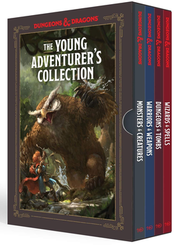 The Young Adventurer's Collection - 4 Book Boxed Set