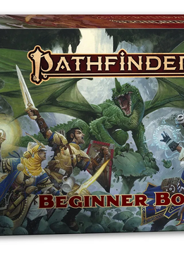 Pathfinder 2E: Beginner Box