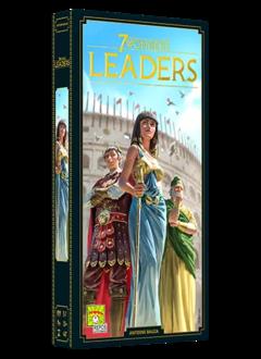 7 Wonders: Leaders Nouvelle Édition (FR)