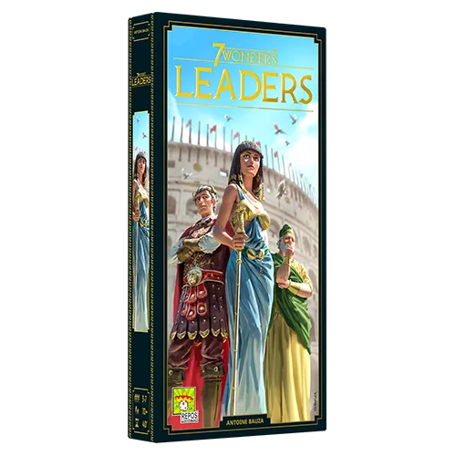 7 Wonders: Leaders Nouvelle Édition (FR)