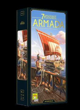 7 Wonders: Armada Nouvelle Édition (FR)