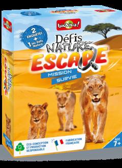 Défis Nature Escape: Mission Survie
