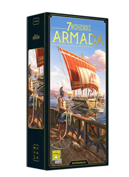 7 Wonders: Armada New Edition (EN)