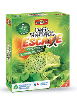 Défis Nature Escape: Opération Camouflage