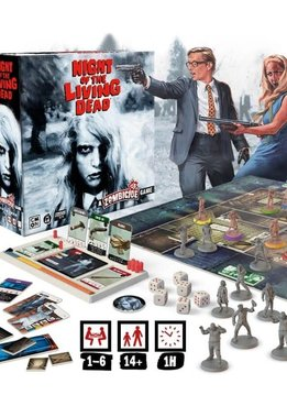 Zombicide: Night of the Living Dead (Retail Edition)