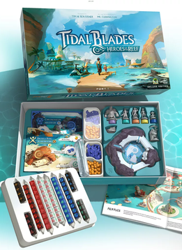 Tidal Blades (Deluxe KS Edition)