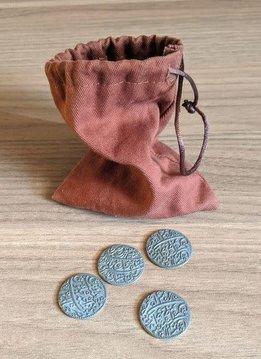 Pax Pamir Metal Coins (KS Reprint) (6)