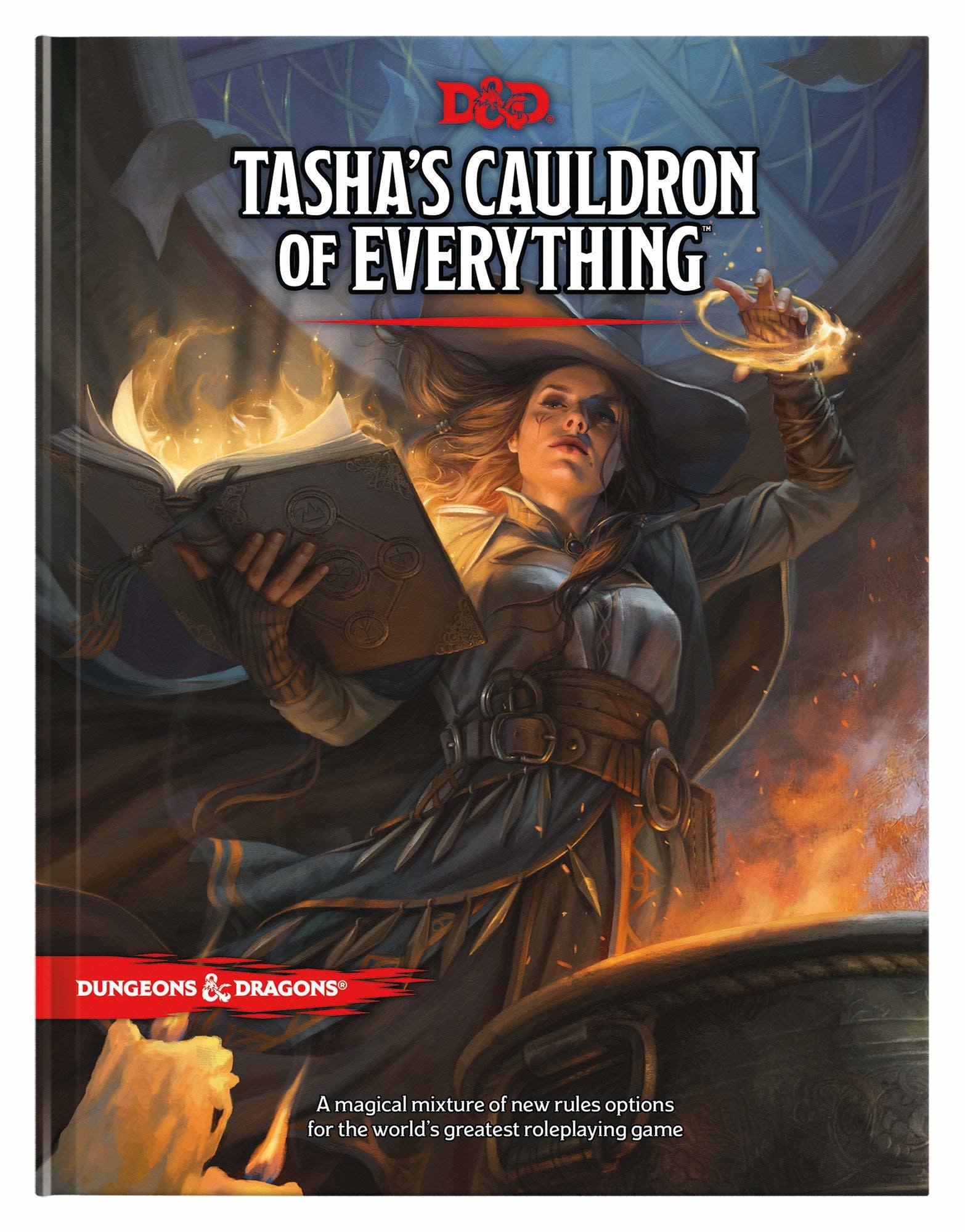 D&D 5E: Tasha's Cauldron of Everything (Reg. Cover)