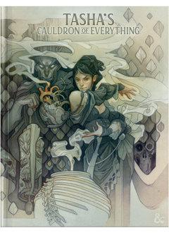 D&D 5E: Tasha's Cauldron of Everything (Alt. Cover)