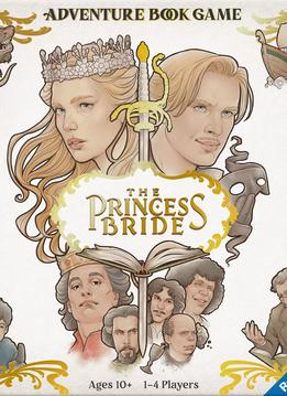 The Princess Bride - Adventure Book Game