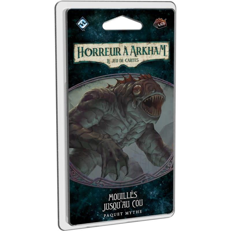 Horreur à Arkham: Mouillés Jusqu'au Cou