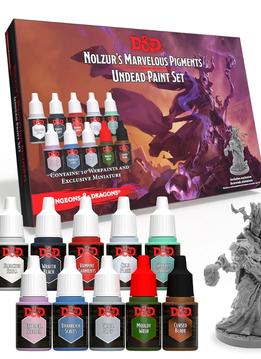 D&D Nolzur's Marvelous Pigments: Undead Paint Set