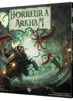 Horreur a Arkham 3rd Ed (FR)