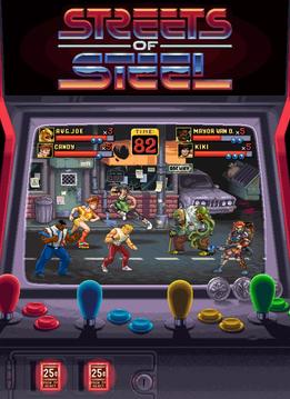 Streets of Steel: Kickin' Asphalt (EN)