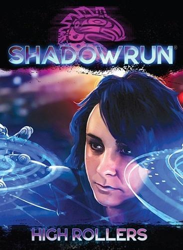 Shadowrun: High Rollers Dice Set
