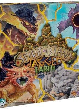 Spirit Island: Jagged Earth Exp.