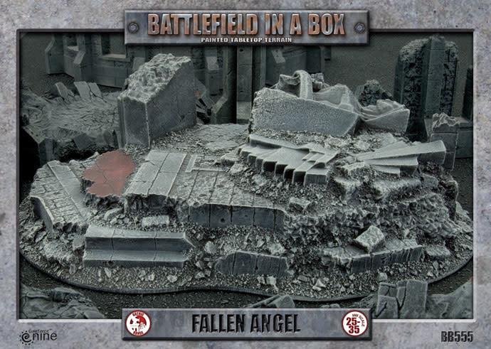Battlefield in a Box: Gothic Fallen Angel
