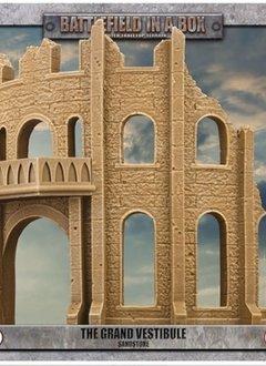 Battlefield in a Box: Gothic The Grand Vestibule (Sandstone)
