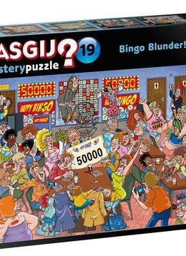 Wasgij? Mystery #19: Bingo Blunder (1000pc)