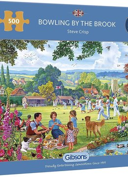 Puzzle: Bowling by the Brook (500 pc)