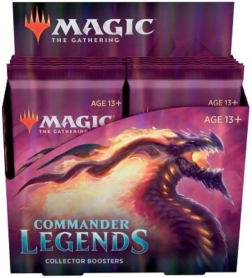 Commander Legends: Collector Booster Box (20 nov)