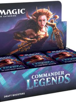 Commander Legends Draft Booster Box