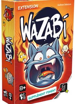 Wazabi: Supplément Piment