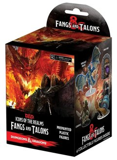 D&D Icons 15: Fangs & Talons - Single Booster