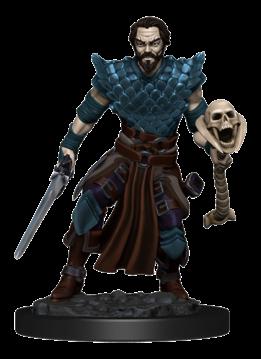 D&D Premium Figures: Human Male Warlock