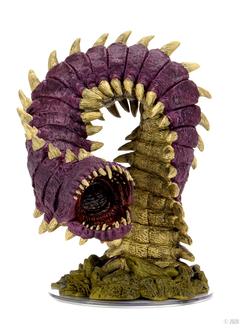 D&D Icons 15: Fangs & Talons - Purple Worm Set