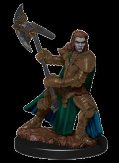 D&D Premium Figures: Orc Female Fighter