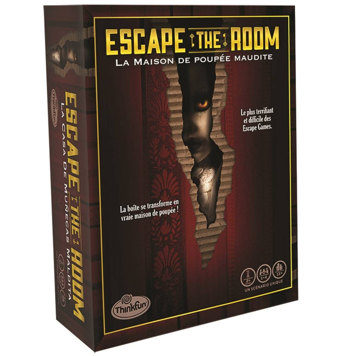Escape the Room: La Maison de Poupée Maudite