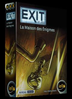 EXIT: La Maison des Énigmes (FR)