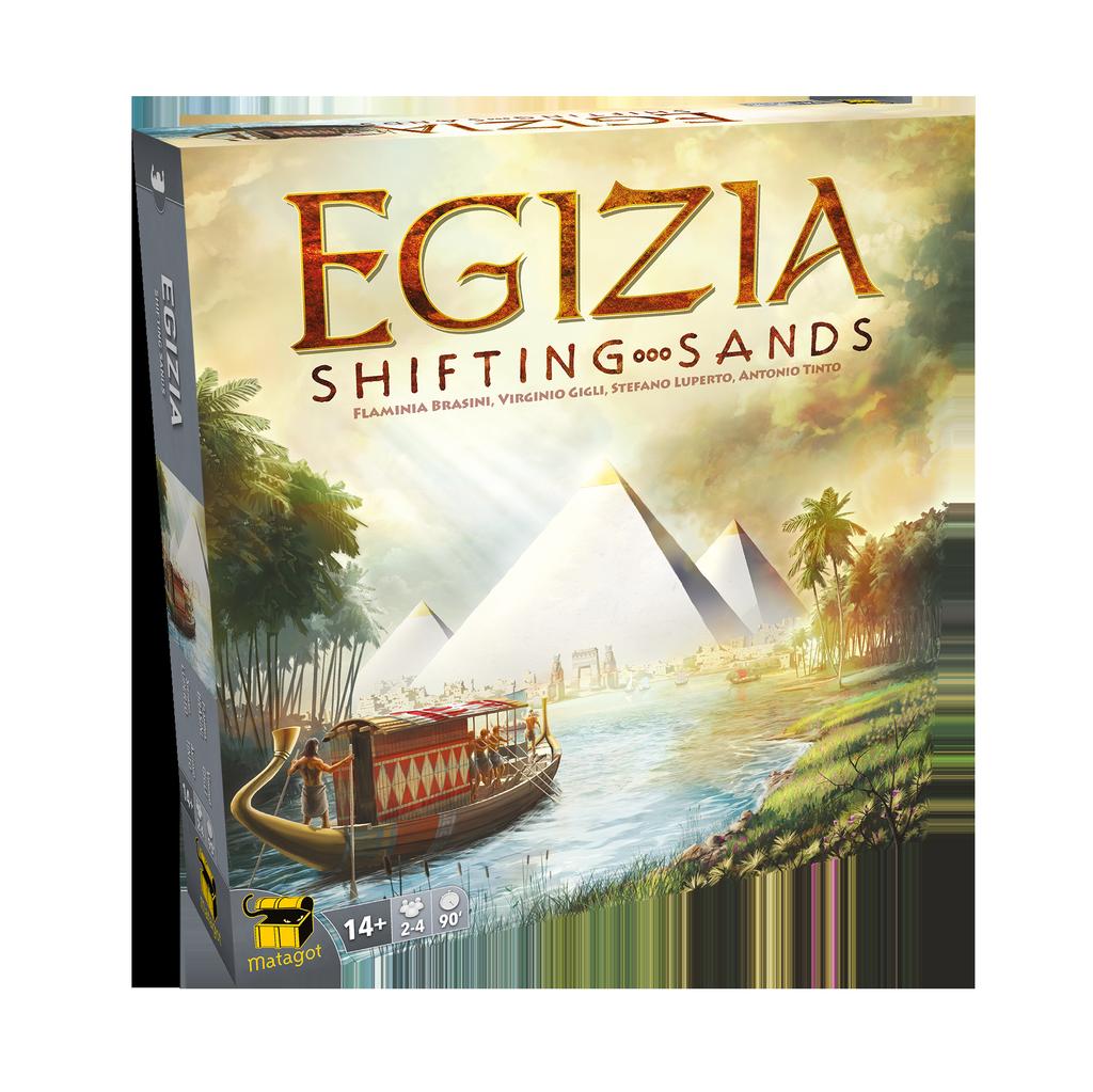 Egizia: Shifting Sands (FR)