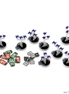 Star Wars Armada: Separatist Fighter Squadrons Expansions Pack