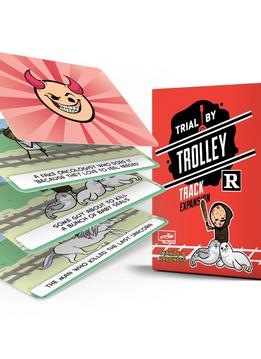 Trial by Trolley: R-Rated Track Exp. (EN)