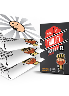Trial by Trolley: R-Rated Modifiers Exp. (EN)