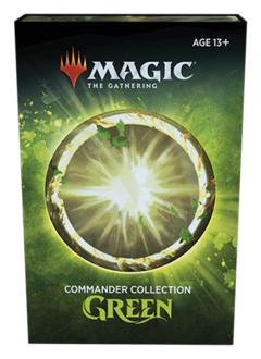 Commander Collection: Green (4 déc) (1/pers.)