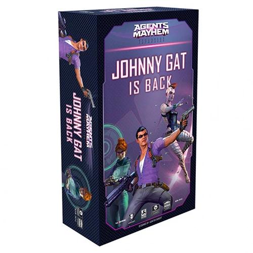 Agents of Mayhem: Johnny Gat is Back Exp.