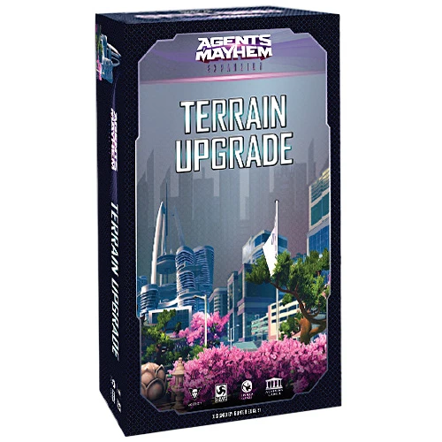 Agents of Mayhem: Terrain Upgrade Exp.