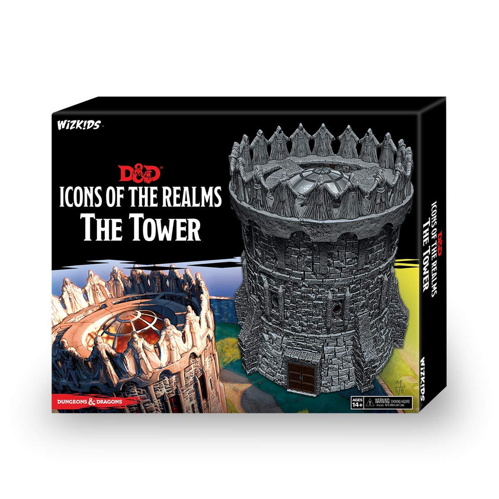 D&D Icons: The Tower - Warlock Tiles
